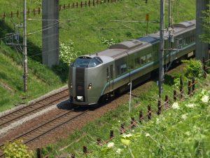 JR北海道 千歳線 快速エアポート