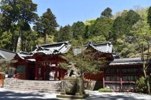 箱根神社 パワースポット