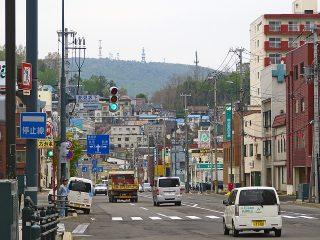 札幌から小樽へ車で