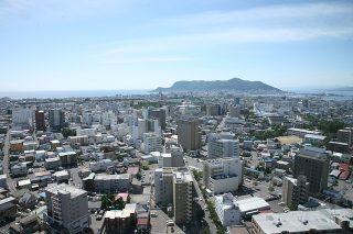 札幌から函館へ