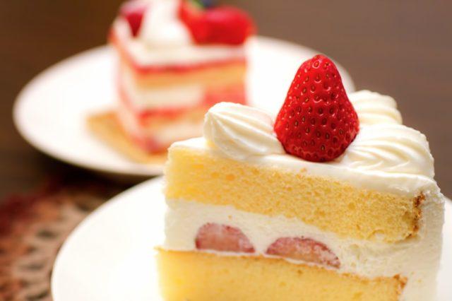 ダイエット中の誕生日ケーキ